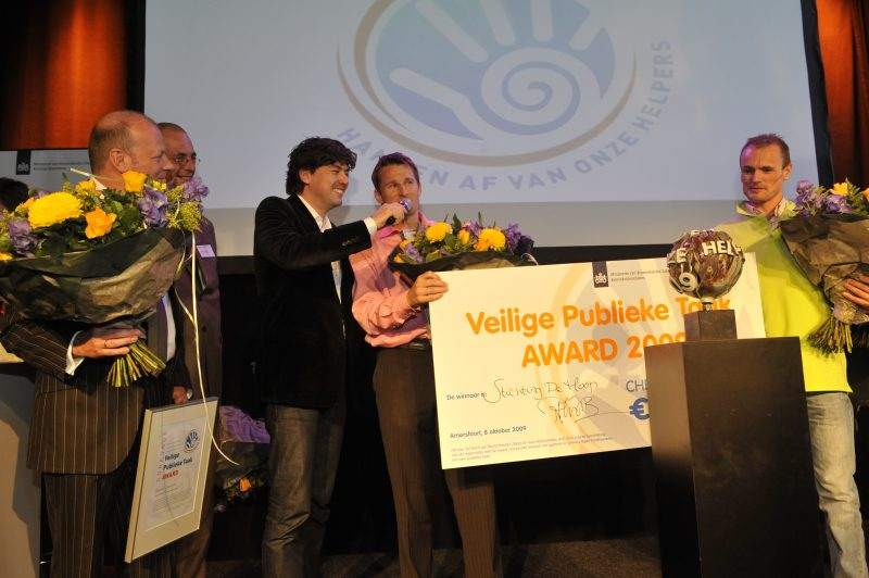 Winnaar VPT Award